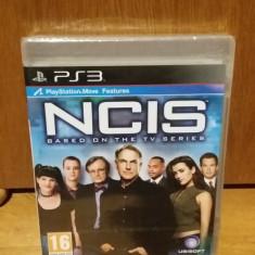 PS3 NCIS based on the TV series SIGILAT - joc original by WADDER