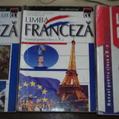 Manuale limba franceza, clasele 9, 10, 11 - Manual scolar rao, Clasa 9, Limbi straine