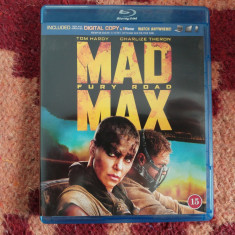 Film BLU RAY disc MAD MAX FURY ROAD BLU-RAY - Film actiune Altele, Altele