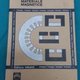 MATERIALE MAGNETICE* ÎNDREPTAR/S. CEDIGHIAN/ 1974