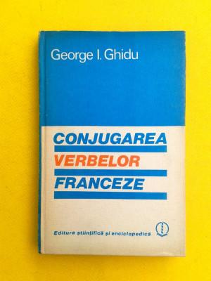Conjugarea verbelor in franceza rencontre