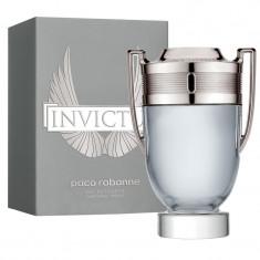 Parfum Paco Rabanne Invictus 100 ml sigilat - Parfum barbati Paco Rabanne, Apa de parfum