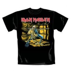 IRON MAIDEN Piece Of Mind (tricou) - Tricou barbati, Marime: S, L, XL, Maneca scurta