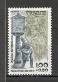 Franta.1978 Ziua marcii postale  SF.586