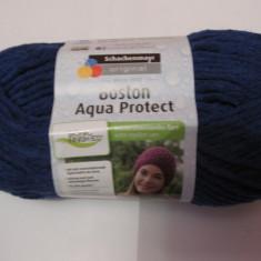 Schachenmayr Boston Aqua Protect 00551 - Fir tricotat si crosetat