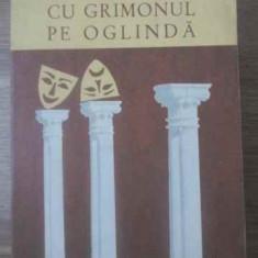 Cu Grimonul Pe Oglinda Amintiri Din Teatru - Anny Braesky, 389523 - Carte Teatru