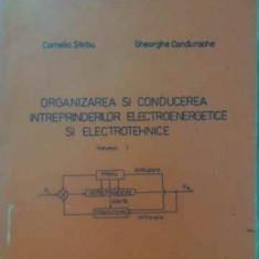 Organizarea Si Conducerea Intreprinderilor Electroenergetice - Cornelia Stirbu, Gh. Condurache, 389449 - Carti Electrotehnica