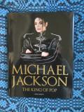 Chris ROBERTS - MICHAEL JACKSON THE KING OF POP (carte - album DE LUX - NOU!!!)