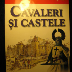 Cavaleri si castele - carte pentru copii - Carte educativa