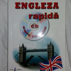 Monica Milcoveanu – Engleza rapida: Curs practic - Curs Limba Engleza Altele