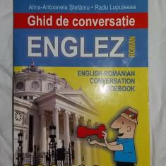 Alina-Antoanela Stefaniu, Radu Lupuleasa – Ghid de conversatie polirom Englez-Roman