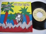 "Peter Tosh - Johnny B. Goode (1983, EMI) Disc vinil single 7"" hit reggae"