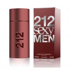 Parfum Carolina Herrera 212 sexy men 100 ml sigilat - Parfum barbati Carolina Herrera, Apa de parfum