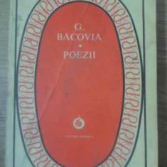 Poezii - G.bacovia, 389518 - Carte poezie