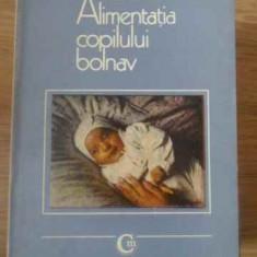 Alimentatia Copilului Bolnav - Ana Vintu Caleria Ladodo, 389495 - Carte Retete culinare internationale