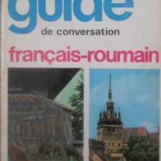 Guide De Conversation Francais-roumain - Sorina Bercescu, 389576 - Carte in franceza