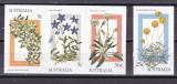 Australia 1986  flori   MI 993-996   MNH  w40, Nestampilat