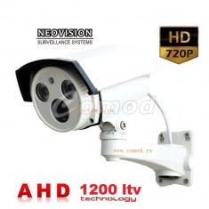 CAMERA SUPRAVEGHERE AHD 720P 2 LED ARRAY - Camera CCTV