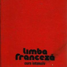 Limba franceză, curs intensiv, Micaela Gulea, Henry Pierre Blottier - Curs Limba Franceza