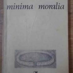 Minima Moralia - Andrei Plesu, 389596 - Filosofie