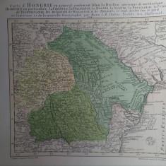 Harta TARILE ROMANE 1744