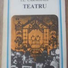 Teatru - I.l.caragiale, 389393 - Carte Teatru
