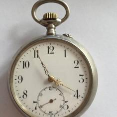Ceas de buzunar mecanic antic - Ceas de buzunar vechi