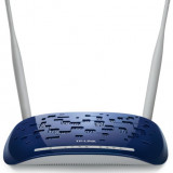 ROUTER TP-LINK model: W8960N MANAGEMENT WIRELESS PORTURI: 4 x RJ-45 10/100