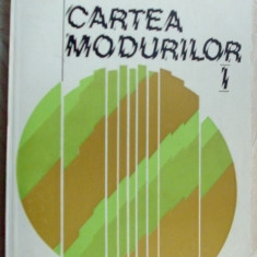 ANATOL VIERU - CARTEA MODURILOR, I (ED. MUZICALA, 1980) [dedicatie/autograf] - Carte Arta muzicala