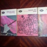 DOUA CARTI, TREI VOLUME ( pretul este pentru toate trei ) *