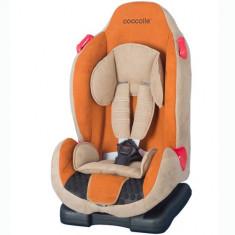 Scaun Auto Faro 9-25 kg Bej - Scaun auto copii grupa 1 (9-25 kg) Coccolle, 1 (9-25 kg), Isofix, Crem