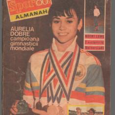 (C6603) ALMANAH SPORTUL 1988 (SPORT)