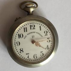 GRE. ROSKOPF PATENT 1 a - Ceas de buzunar mecanic - Ceas de buzunar vechi