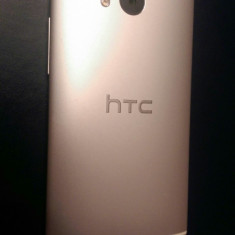 HTC One M8 32 GB - Telefon mobil HTC One M8, Gri, Neblocat