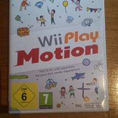 Joc WII PLAY MOTION original PAL - WADDER - Jocuri WII Altele, Sporturi, 3+, Multiplayer