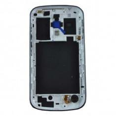 Carcasa Completa Samsung Galaxy S Duos 2 S7582 Albastra