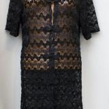 Tunica de dantela neagra, marimea L/XL