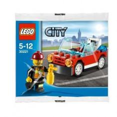 Mini masina de pompieri (30221) - Masina de cusut