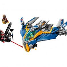 Salvarea navei spatiale Milano (76021) - LEGO Super Heroes