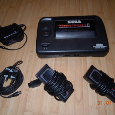 Sega Master System 2 ( MasterSystem II ) cu un joc inclus, Console Sega
