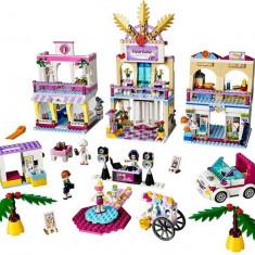 Centrul comercial Heartlake (41058) - LEGO Friends