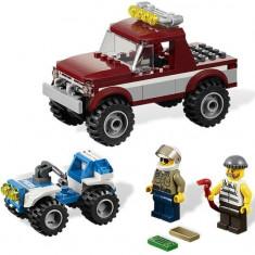 Urmarire cu politia (4437) - LEGO Cars