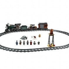 Urmarirea trenului Constitutiei (79111) - LEGO Super Heroes