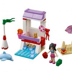Postul de salvamar al Emmei (41028) - LEGO Minecraft