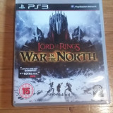 JOC PS3 THE LORD OF THE RINGS WAR IN NORTH ORIGINAL / by WADDER