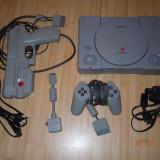 Sony Playstation (PSX, PS1) cu toate accesoriile si un joc Bonus