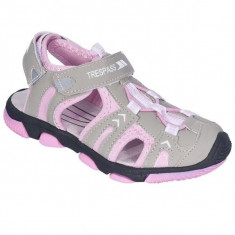 Sandale pentru copii Trespass Jilly Bean Ash (FCFOBEJ20001) - Sandale copii Trespass, Marime: 33, 34, 35, Culoare: Roz, Fete