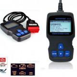 Tester Diagnoza Interfata Auto Portabila OBD2 II, EOBD + CAN - Interfata diagnoza auto