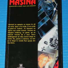 Masina - Rene Belletto horror (05239 - Carte Horror