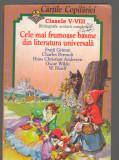 C6642 CELE MAI FRUMOASE BASME DIN LITERATURA UNIVERSALA, CLASA A VII-A